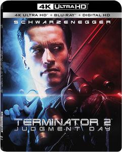 Terminator 2 4k Blu Ray £13.34 @ Wow HD