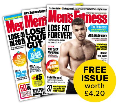 FREE Men's Fitness Magazine