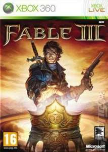 Fable III (X360/XO) £1.59 Delivered (Pre Owned) @ Music Magpie