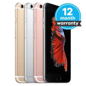 Iphone 6s plus 64gb from £206.99 - music magpie ebay