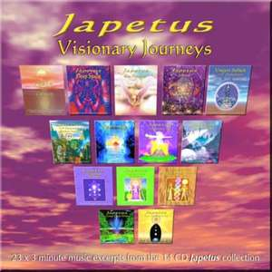 Free New Age Music Sampler - Japetus - Visionary Journeys @ Bandcamp