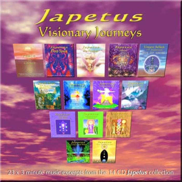 Free New Age Music Sampler - Japetus - Visionary Journeys @ Bandcamp