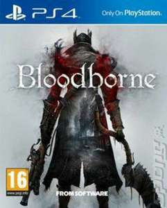 Bloodborne PS4 (pre-owned) @ musicmagpie £7.51