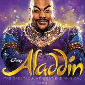 Kids Go Free to West End Shows in August inc Disney's Aladdin (with paying adult) for Kid's Week @ Official London Theatre
