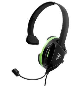 Turtle Beach Recon Chat Gaming Headset for Xbox one £14.99 at Tesco