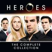Heroes, The Complete Collection - HD -  £14.99 on Itunes