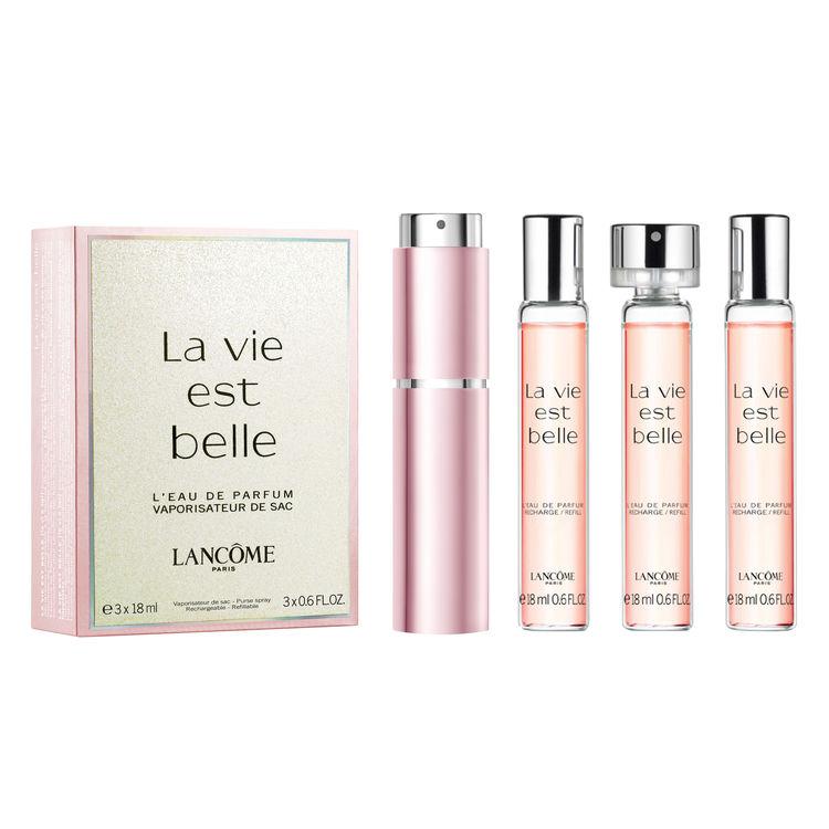 Lancome La Vie Est Belle L'Eau de Parfum Purse Spray 3 x 18ml £34.50 @ Escentual - Code ESCENTUAL25