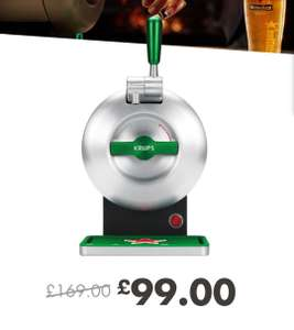 Heineken Sub - £99 @ The Sub *Pls do not offer or request referrals*