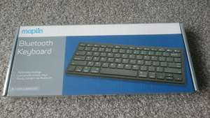 instore @ Maplins Bluetooth Keyboard - £12