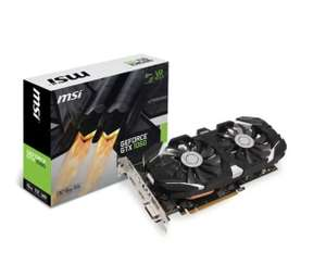 MSI NVIDIA GeForce GTX 1060 6GB- £239.99 @ scan
