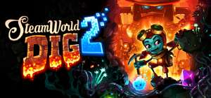 SteamWorld Dig 2 (PC) @ Steam £8.99
