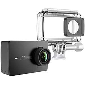 YI 4K Sport Action Camera 4K/30fps Ultra HD Wide Angle Lens 2.19 Inch Touch Screen Camcorder with Voice Control £128.97 Sold by YI Official Store UK and Fulfilled by Amazon.