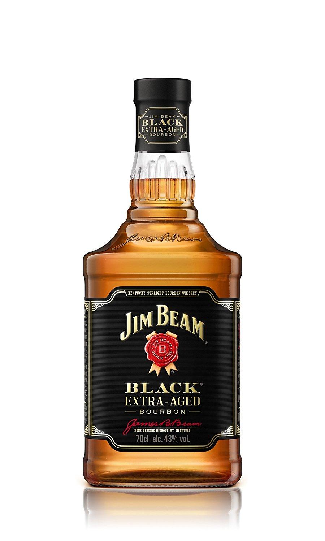 Jim Beam Black Label 70cl £17.50 Prime / £21.99 Non Prime @ Amazon