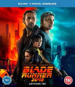 Blade Runner 2049 (with Digital Download) Blu-ray. From Zoom. Free delivery £7.10