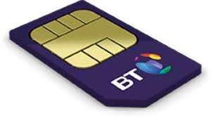 15GB Data - Unlimited Calls & Texts - 12 Month Sim £23 (£276 for 12 Months) + £75 BT Reward Card @ BT Mobile