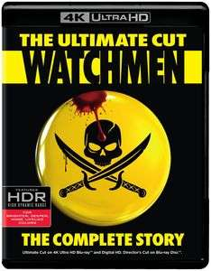 Watchmen ultimate cut UHD 4K £15.63 at wowhd