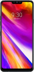 LG G7 64GB Black £23 per month £145.00 upfront 4GB data Unlimited mins Unlimited texts on Vodafone @ Mobiles.co.uk