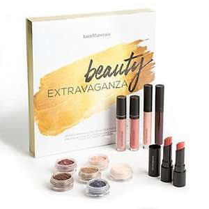 bareMinerals up to 60% Off Sale + Extra 10% Off w/code - Ltd Edition Beauty Extravaganza Set Now £48.60 delivered (more in post)