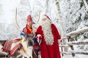 From London: Family Holiday to Lapland, Flights, Apartment and 2 Day Tickets to Santa Park £167.63pp