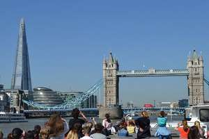 Family Thames Sightseeing Cruise Three Day Hop On Hop Off Rover Pass was £44 now £16.50 w/code @ BuyAGift (2 Adults + up to 3 Kids + Kids under 5 are Free)