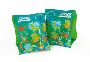 Zoggs Kids Swim Bands 1-6 Years £4.99 @ eBay Zoggs Official