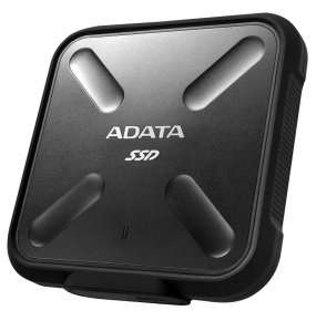 Adata External SSD SD700 1TB Black £229.98 @ Ebuyer