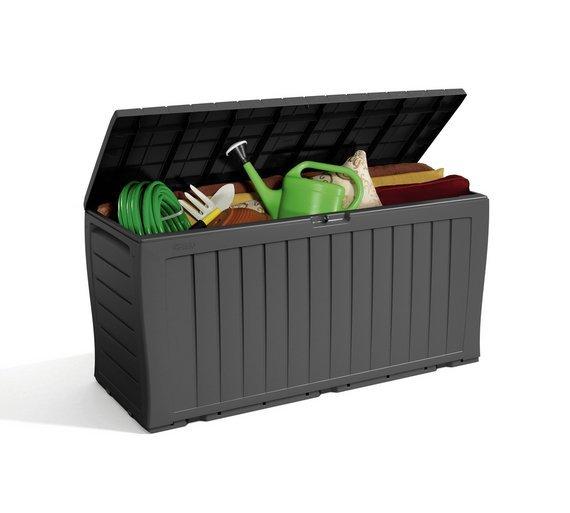Keter 270l garden Storage Box £24.99 @ Argos
