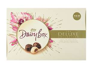 Dairy Box The Deluxe Chocolate Collection, 400 g (Pack of 8) £20.74 Delivered from Amazon