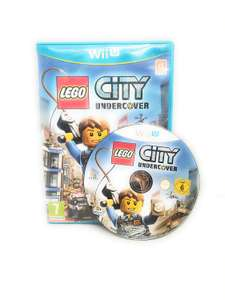 Lego City Undercover - Wii U - Very Good £4.53 delivered - Amazon (Music Magpie)