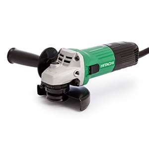 Hitachi angle grinder £34 @ Amazon