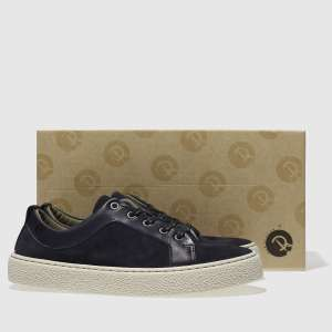 Red Or Dead Navy Mr Robertson Sneaker Shoes uk8-11 only £14.99 @ schuh (free C&C to store or £1 postage)