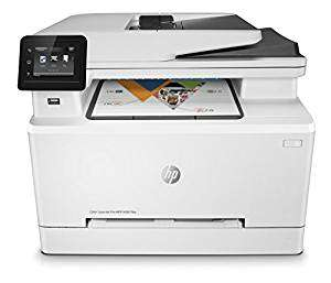 HP T6B82A Color LaserJet Pro MFP M281fdw Wireless Multifunction Printer with Fax (price before £60 HP cashback) - £190.72 @ Amazon with free 3-year HP onsite warranty