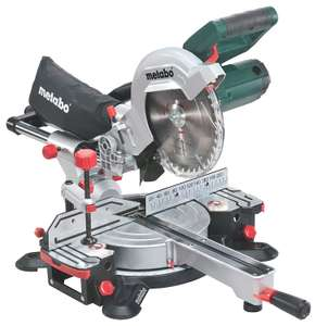 Metabo KGS 216 M 619260000 Chop and Mitre Saw £110 @ Amazon (Exclusively for Prime Members)
