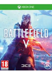 Battlefield V (XBOX One/PS4) - £46.85 @ Simply Games