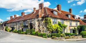 Wiltshire 12th Century Country Inn escape with Full English breakfast only £69 per couple @ TravelZoo