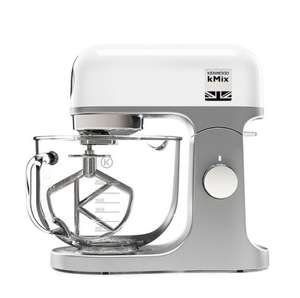 KenwoodKMixStand Mixer - White @ very deals (£143.99 with 20% off new account)