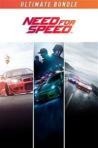 Need for speed payback/rivals and 2015 version with all dlc packs £29.70 @ microsoft store with gold