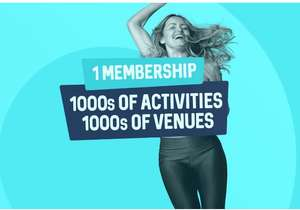 £1/week Discovery MoveGB Membership