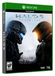 (Xbox One - Pre-Owned) Halo 5 Guardians £3.19 delivered @ Music Magpie
