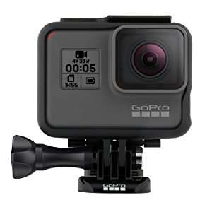 Save £50 on GoPro HERO5 Black Action Camera £249.99 @ Amazon