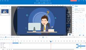 Animiz Animation Maker Professional Plan [for PC], from $149.50, to Free! (100% off), SharewareOnSale