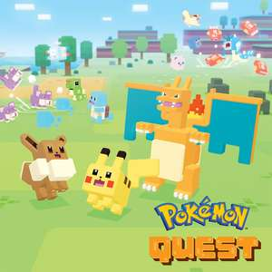 Pokemon Quest - free to start game for Nintendo Switch