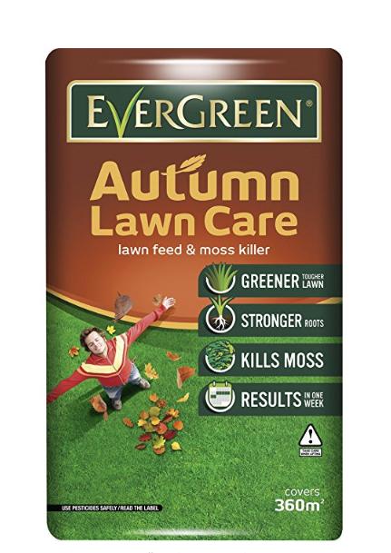 EverGreen 12.6 kg Autumn Lawn Care Bag £9.97 prime / £14.35 non prime @ Amazon