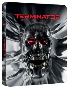 Terminator Genisys 4K Steelbook for £13.99 delivered at Zoom