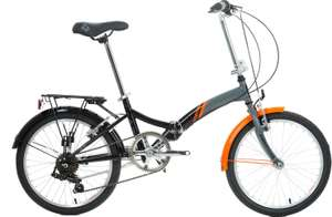 Folding bike just £130 (half price) at Go Outdoors (was £179, RRP £260).