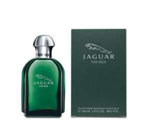 Jaguar for Men EDT Spray 100ml Amazon £10 prime / £14.49 non prime