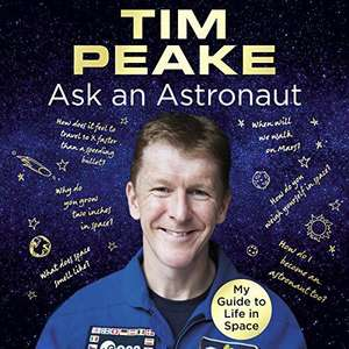 Tim Peake ask an astronaut audio version - all - £2.99 @ Audible