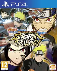Naruto Shippuden Ultimate Ninja Storm Trilogy (PS4) £24.85 Delivered @ Shopto