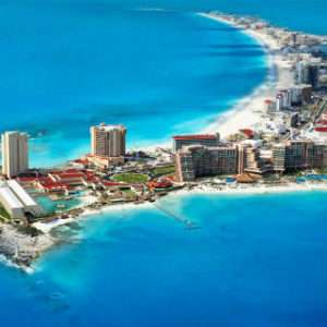 Return flights to Cancun, Mexico from just £239 from Manchester / London / Birmingham @ TUI