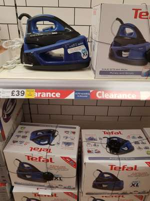 Tefal sv5022 £39 @ Tesco - Extra Barrow-in-Furness (In-Store)